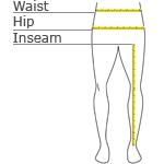Women's Workout Pant Sizes